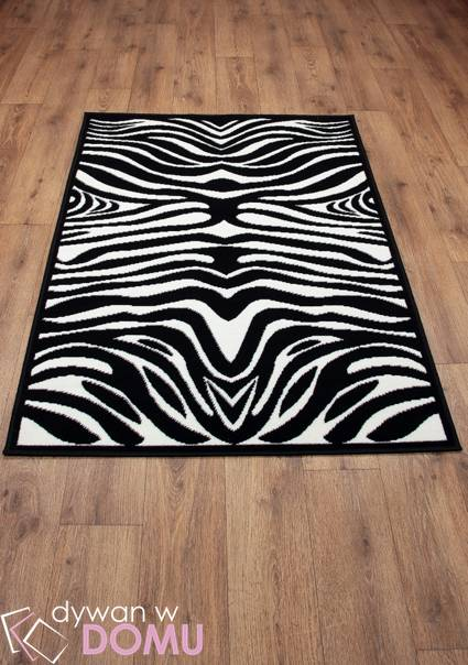 Dywan                                             Black and White Zebra (696)